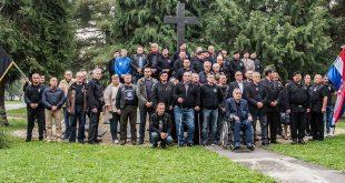 Satnija HOS-a Koprivnica jučer je obilježila 27. godišnjicu formiranja.