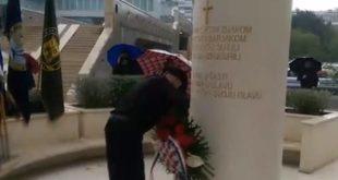 HOS-ovci u Splitu obilježili 28.godišnjicu 9. bojne