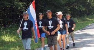 Hodočašće Kutina-Vukovar za Vukovarske Iskrice: Prvih 25 od 204 km savladano!