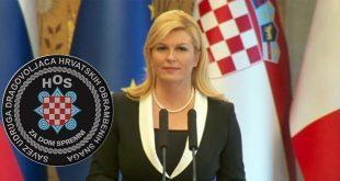 Izađite na izbore i dajte svoj glas aktualnoj predsjednici Kolindi Grabar Kitarović
