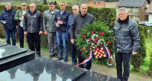 U Kutini obilježena godišnjica smrti Velimira Kvesića