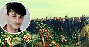 Pokopan vukovarski heroj Žarko Manjkas Crvenkapa dragovoljac HOS-a