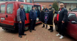 SAVEZ UDHOS i UDHOS ZAGREB prikupili potrebite namirnice za područje stradalo potresom